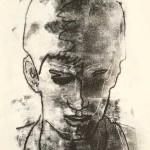 Reilly: Portrait II, monotype