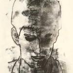 Reilly: Portrait II, monotype