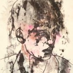 Reilly: Portrait I, monotype